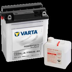 Batería Varta 512013012 12Ah 160A 12V Powersports Freshpack VARTA - 1