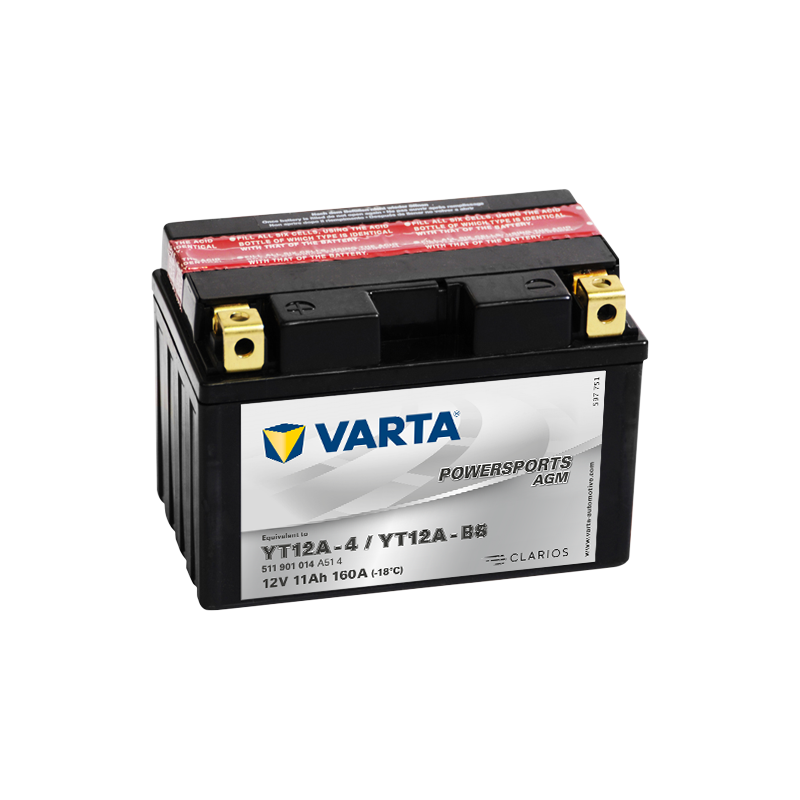 BATTERY VARTA N5 12V 220AH 1150A  - 1