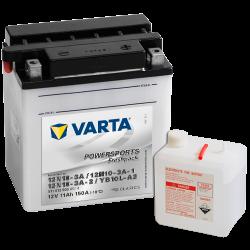 BATERIA Varta 12N10-3A,12N10-3A-1,12N10-3A-2,YB10L-A2 VARTA 511012009 11Ah 150A 12V VARTA - 1