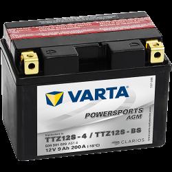 Batería Varta 509901020 9Ah 200A 12V Powersports Agm VARTA - 1
