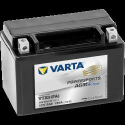 BATERIA VARTA POWERSPORTS B49-6 6V 8AH 40A  - 1