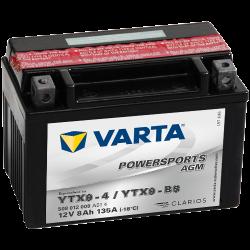 BATTERY VARTA POWERSPORTS 6N11A-3A 6V 11AH 80A  - 1