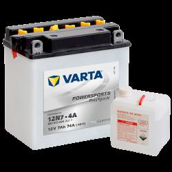 Batería Varta 12N7-4A 507013004 7Ah 74A 12V Powersports Freshpack VARTA - 1