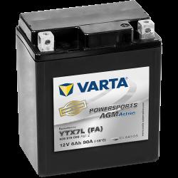 BATERIA VARTA POWERSPORTS YB3L-B 12V 3AH 30A  - 1
