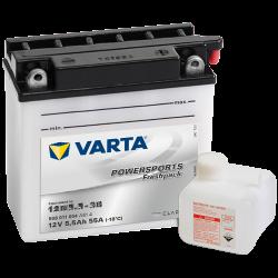 BATERIA Varta 12N5.5-3B VARTA 506011004 5,5Ah 55A 12V VARTA - 1