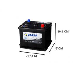 Batería Varta 077015036 77Ah 360A 6V Classic VARTA - 1
