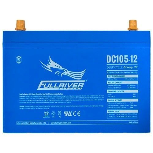 BATTERY VARTA E38 12V 74AH 750A  - 1