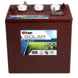Batería Trojan SSIG 06 235 214Ah 6V Solar Signatura 100 Ciclos 50% Dod TROJAN - 1