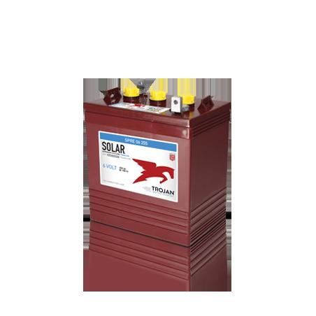 Batería Trojan SPRE 06 255 229Ah 6V Solar Premium - Smart Carbon TROJAN - 1