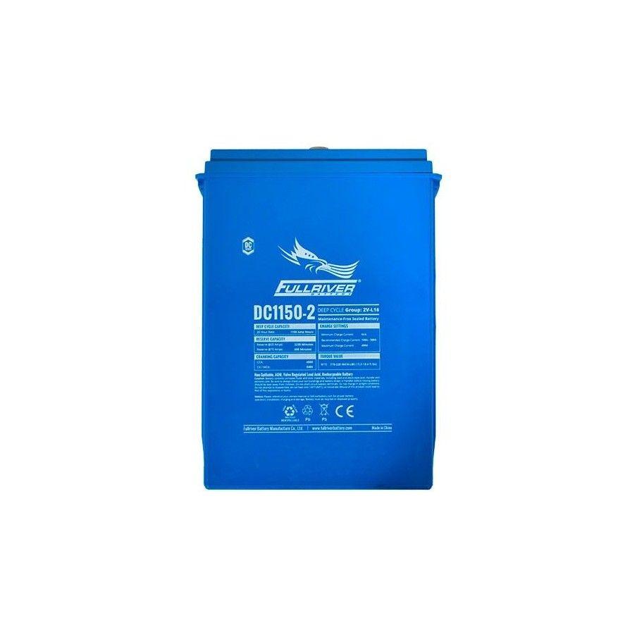 Batería Fullriver DC1150-2 1150Ah -A 2V Dc FULLRIVER - 1