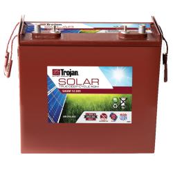 Batería Trojan SAGM 12 205 205Ah 12V Solar Agm  -  1700 Ciclos 50% Dod TROJAN - 1
