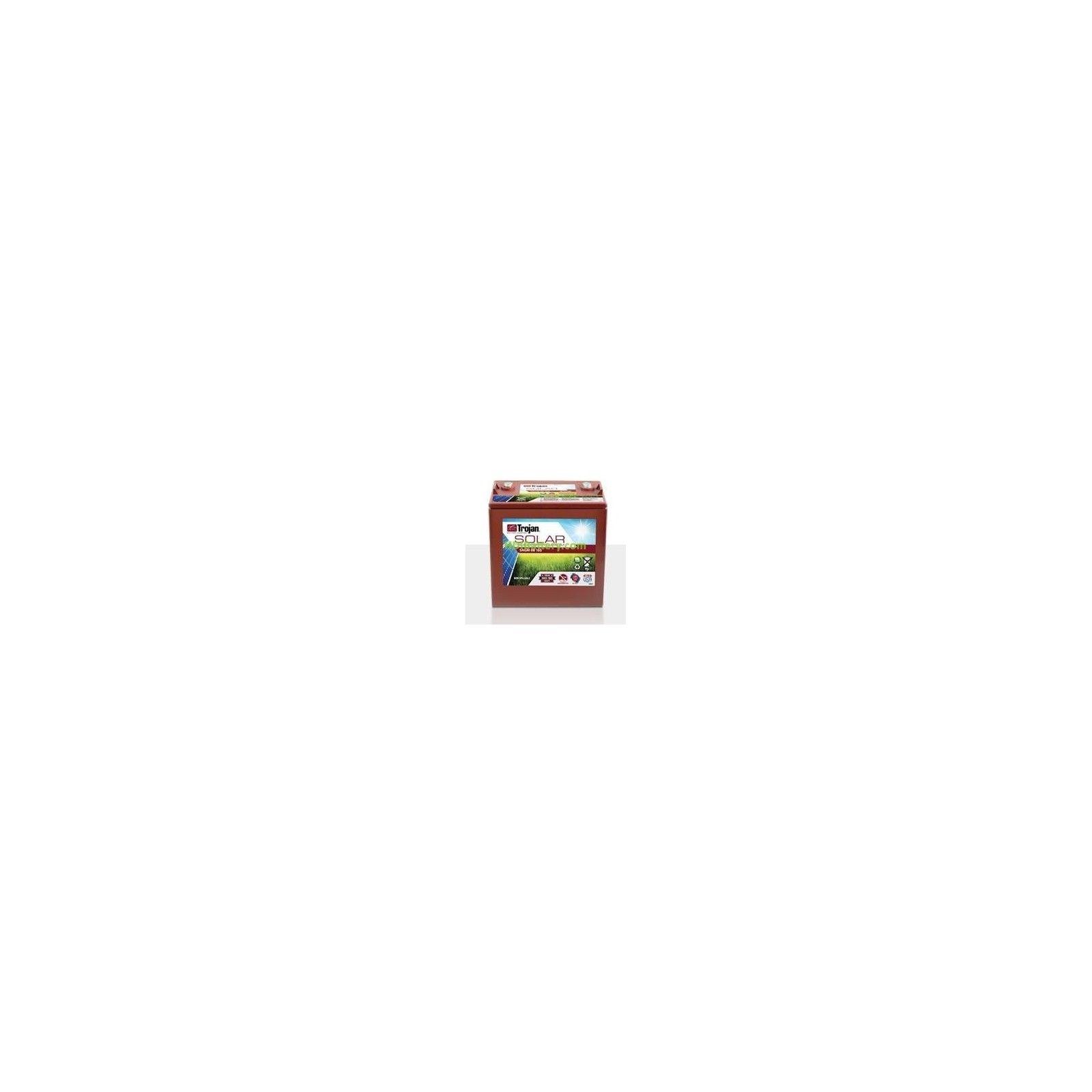 Batería Trojan SAGM 08 165 165Ah 8V Solar Agm  -  1700 Ciclos 50% Dod TROJAN - 1