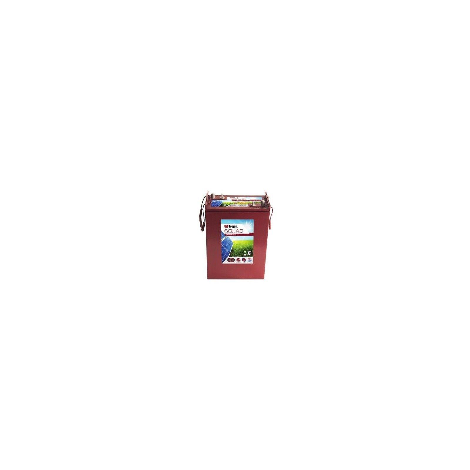 Batería Trojan SAGM 06 375 375Ah 6V Solar Agm  -  1700 Ciclos 50% Dod TROJAN - 1
