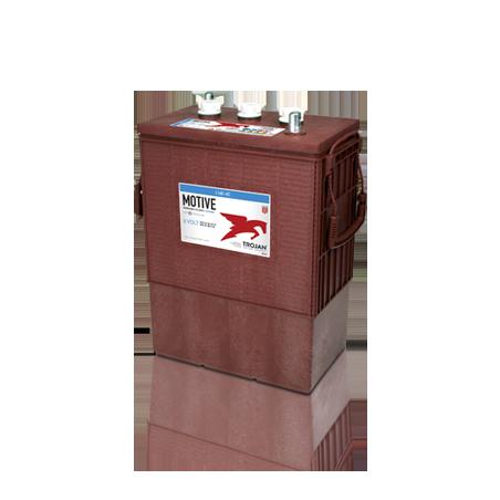 Batería Trojan L16E-AC 370Ah 6V Ciclo Profundo - T2 Technology TROJAN - 1