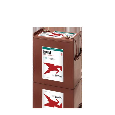 Batería Trojan J305-AGM 310Ah 6V Agm Reliant TROJAN - 1