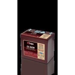 BATTERY MK POWERED AGM ES0.8-12 12V 0,7AH  - 1