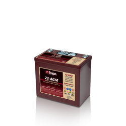 BATTERY MK POWERED AGM ES0.8-12 12V 0,7AH  - 1