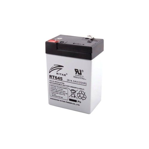 BATERIA MK POWERED AGM ES1.9-12 12V 2,3AH  - 1