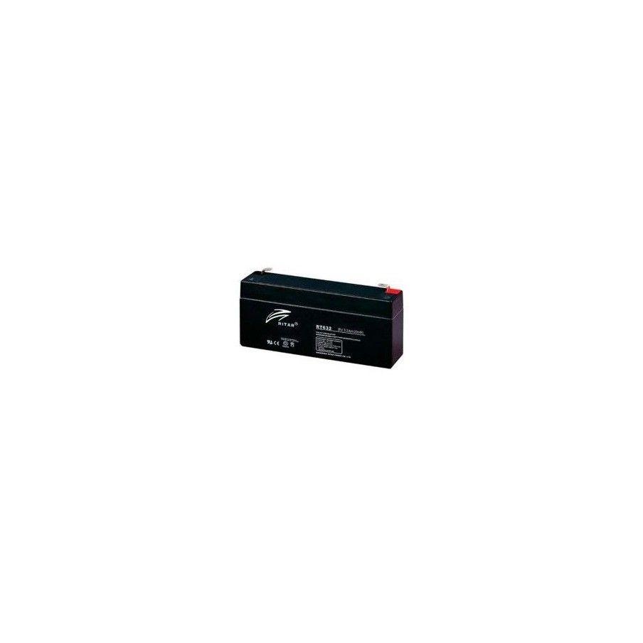 Batería Ritar RT632 3,2Ah 6V Rt RITAR - 1