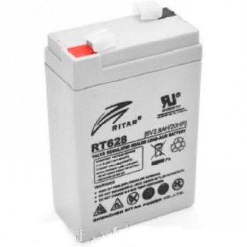 BATERIA MK POWERED AGM ES2.3-12V 12V 2,1AH  - 1