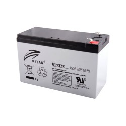 BATTERY MK POWERED AGM ES3-12 12V 3AH  - 1