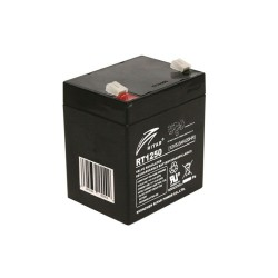 BATERIA MK POWERED AGM ES5-12 12V 5AH  - 1