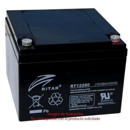 Batería Ritar RT1245S 4,5Ah 12V Rt RITAR - 1