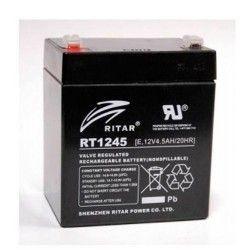 Batería Ritar RT1245 4,5Ah 12V Rt RITAR - 1
