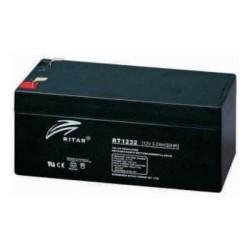 Battery Ritar RT1232 3,2Ah 12V Rt RITAR - 1