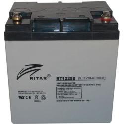Batería Ritar RT12280S 28Ah 12V Rt RITAR - 1