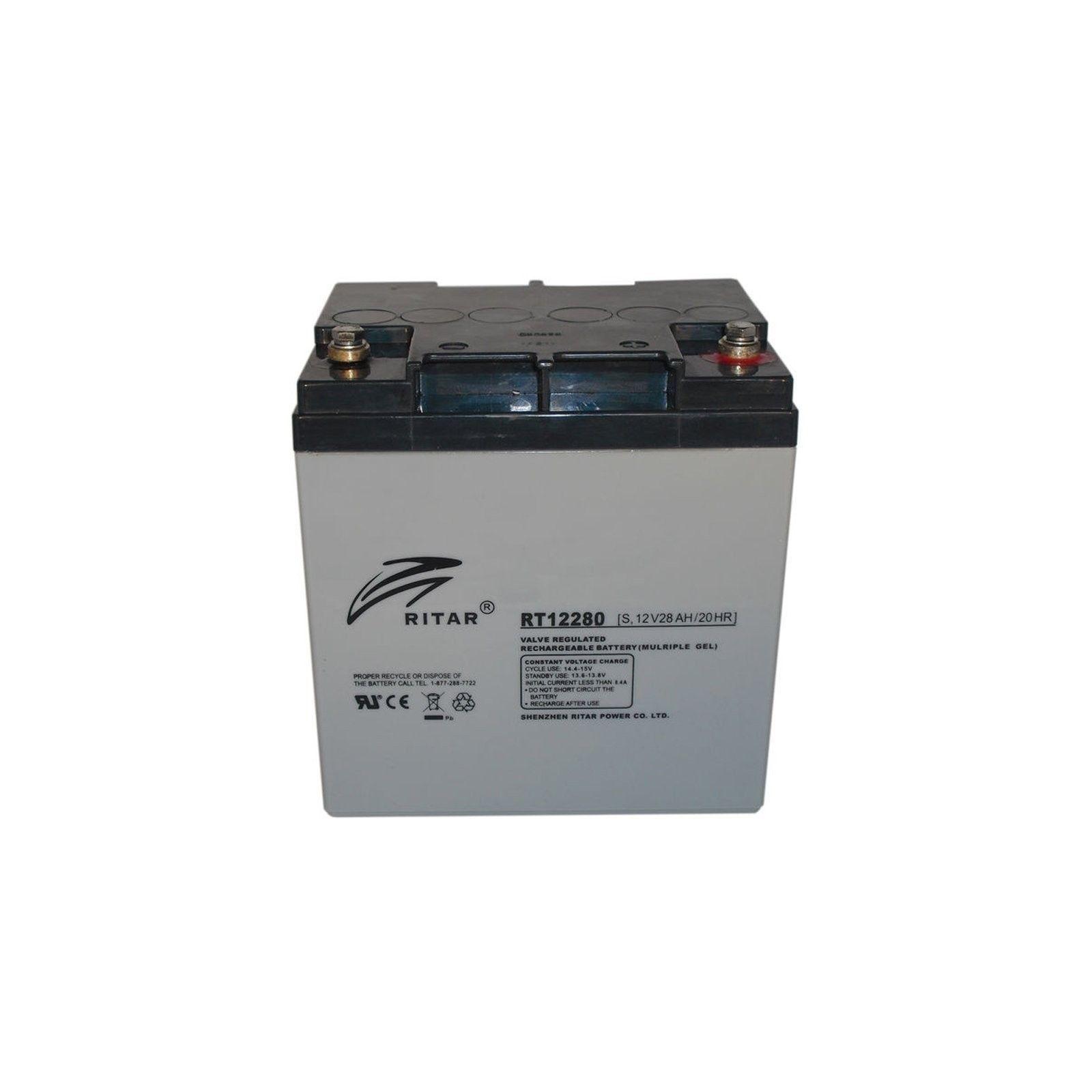 BATERIA MK POWERED AGM ES7-12 12V 7,2AH  - 1
