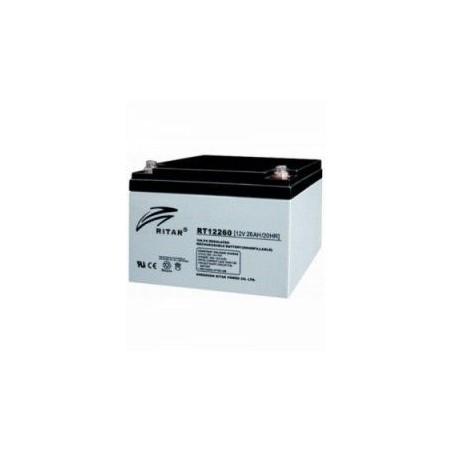 Batería Ritar RT12260 26Ah 12V Rt RITAR - 1