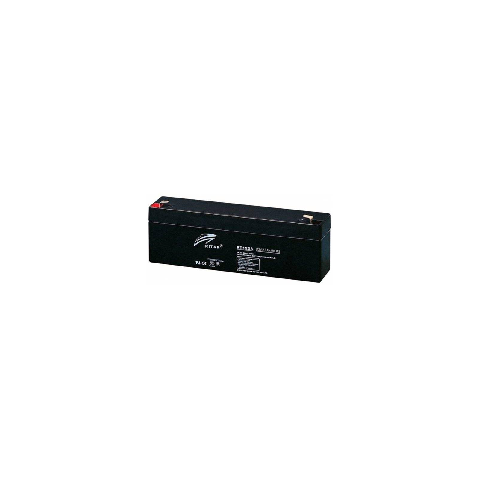 Batería Ritar RT1223 2,3Ah 12V Rt RITAR - 1