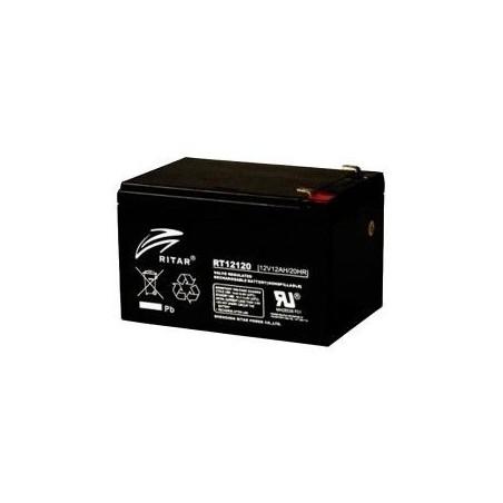 Batería Ritar RT12120 12Ah 12V Rt RITAR - 1