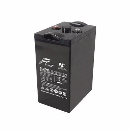 Batería Ritar RL2600 600Ah 2V Rl RITAR - 1