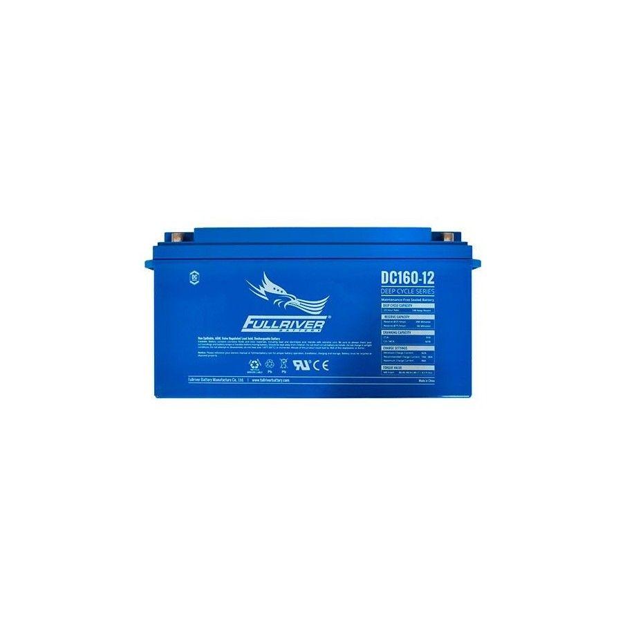 Batería Fullriver DC160-12 160Ah 910A 12V Dc FULLRIVER - 1