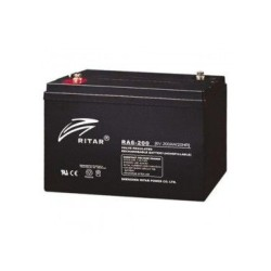 BATTERY MK POWERED AGM M50-12 SLD M 12V 50AH  - 1