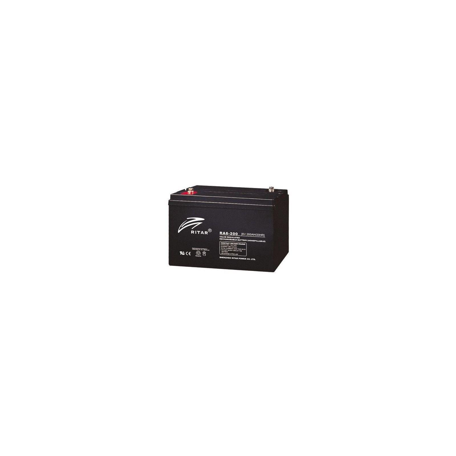 Battery Ritar RA6-200 212Ah 6V Ra RITAR - 1