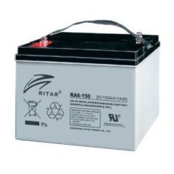 Batería Ritar RA6-150 159Ah 6V Ra RITAR - 1