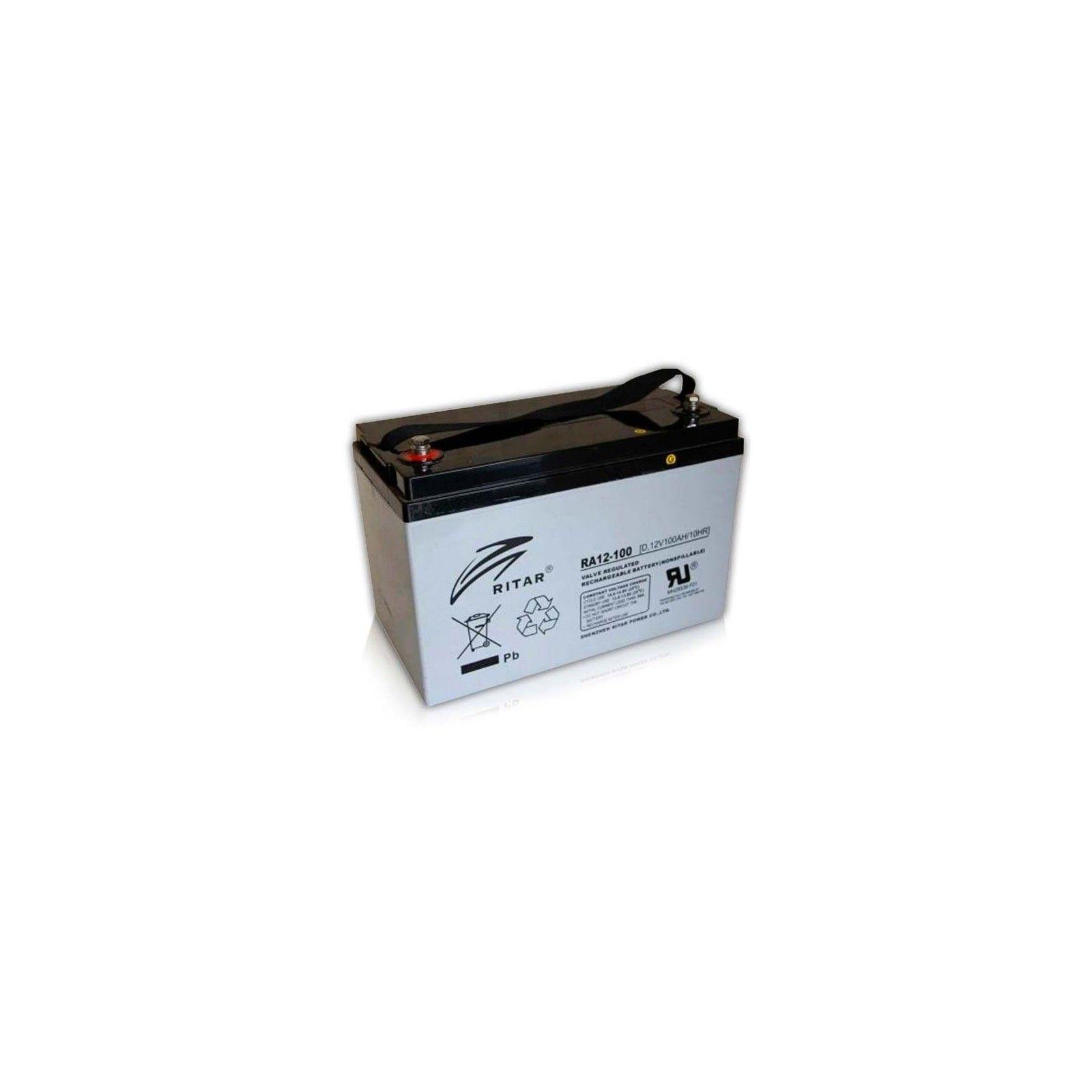 Batería Ritar RA6-100 106Ah 6V Ra RITAR - 1