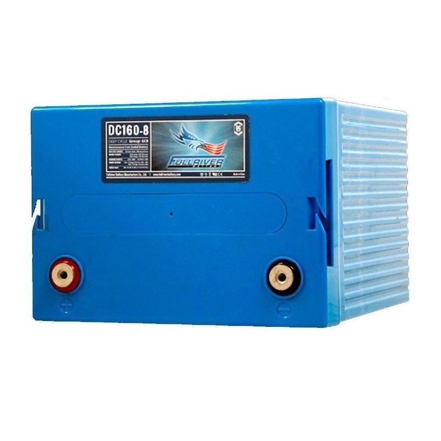Batería Fullriver DC160-8A 160Ah 8V Dc FULLRIVER - 1