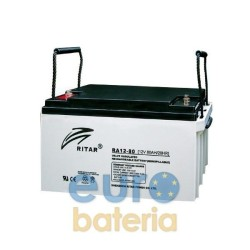 BATTERY MK POWERED GEL M40-12 SLD G 12V 40AH