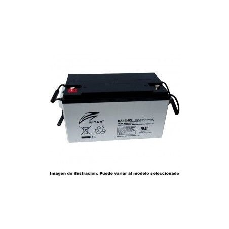 Batería Ritar RA12-65B 69Ah 12V Ra RITAR - 1