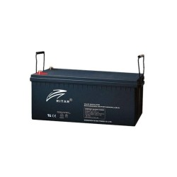 BATTERY MK POWERED GEL 8G31DT 12V 97AH  - 1