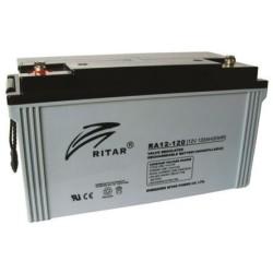 Batería Ritar RA12-120A 127Ah 12V Ra RITAR - 1