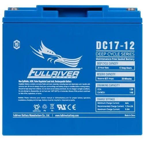Batería Fullriver DC17-12 17Ah 120A 12V Dc FULLRIVER - 1