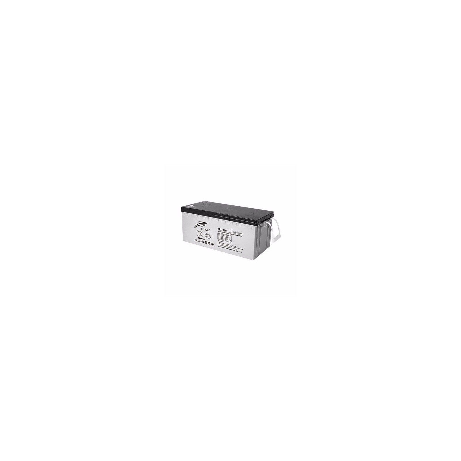 BATTERY RITAR RT613 6V 1,3AH  - 1