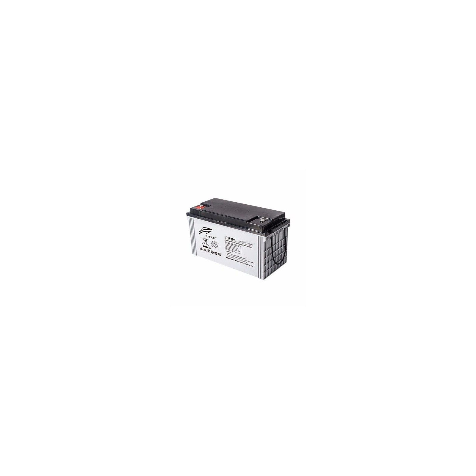 BATTERY RITAR RT645 6V 4,5AH  - 1