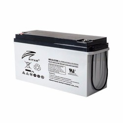 BATTERY RITAR RT6120 6V 12AH  - 1