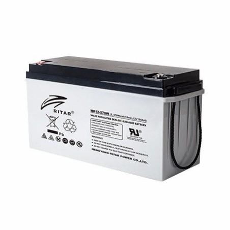 Batería Ritar HR12-50W 14Ah 12V Hr RITAR - 1